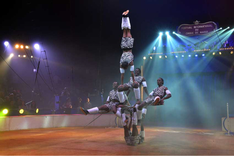The 23rd International Circus Festival of Massy