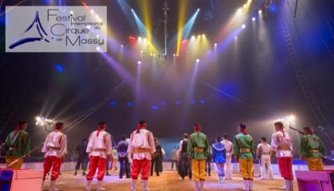 24ÈME FESTIVAL INTERNATIONAL DU CIRQUE DE MASSY