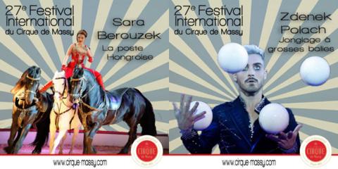 27th International Massy Circus Festival