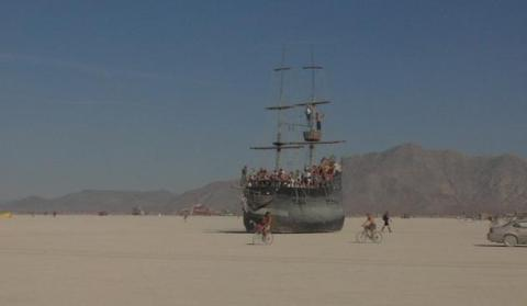 Dust and illusions, une courte histoire de Burning Man