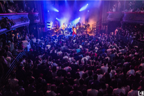 ALPHA BLONDY at La Cigale