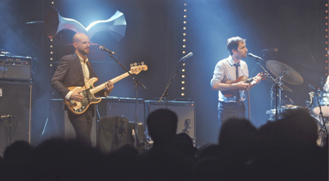 Andrew Bird au festival Days Off, Cité de la Musique