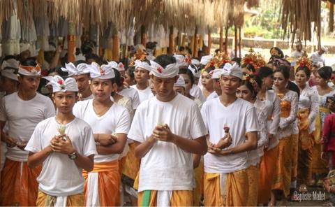 Bali, construire l'harmonie