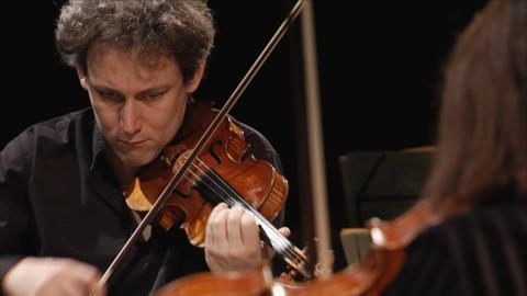 Beethoven : Quatuor À cordes N° 9 en do majeur, op.59 n° 3