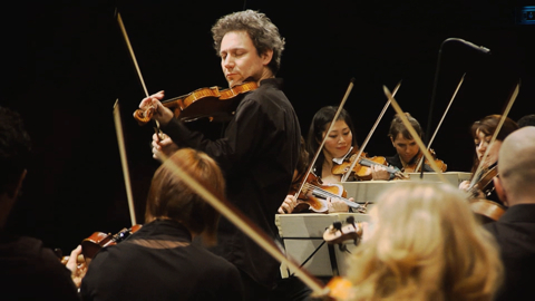 Beethoven : Concerto pour violon et orchestre en rÉ majeur, op. 61