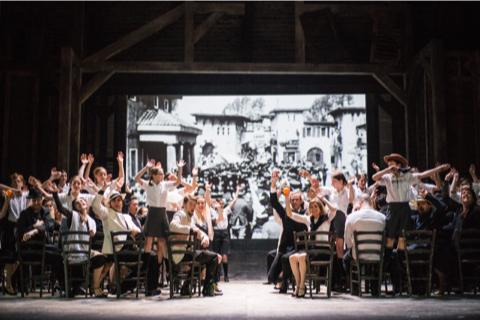 Carmen  (opera de Rennes)