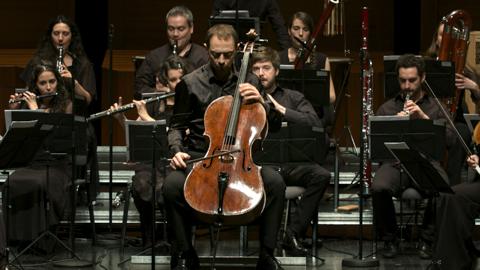 Chostakovitch : Concerto n°1 pour violoncelle en mi bÉmol majeur, op.107