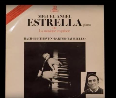 COMME UNE ÉTOILE (Miguel Angel Estrella)