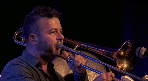 Daniel Zimmermann – Jazz au Sommet