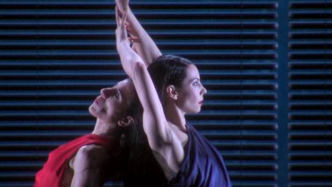 DÉesses et DÉmones : Bianca Li et Maria Alexandrova