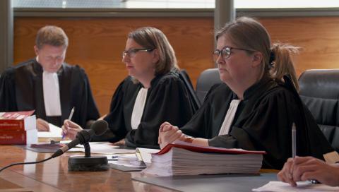 Dispensing Justice