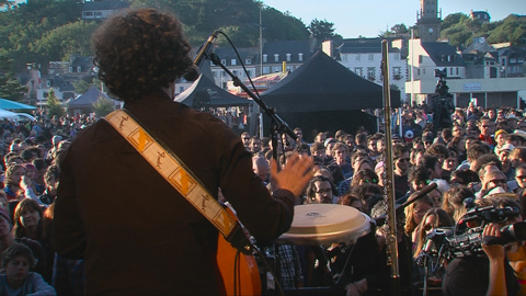Forever Pavot au Festival Binic