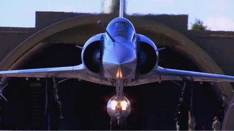 ARMÉE de l'Air : Les guerriers du ciel
