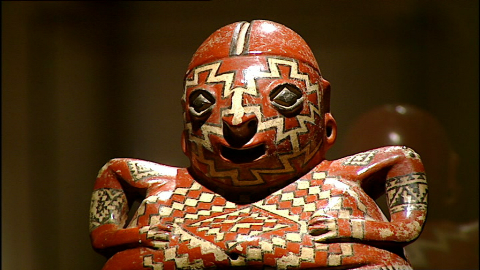 Secret stories of primitive arts