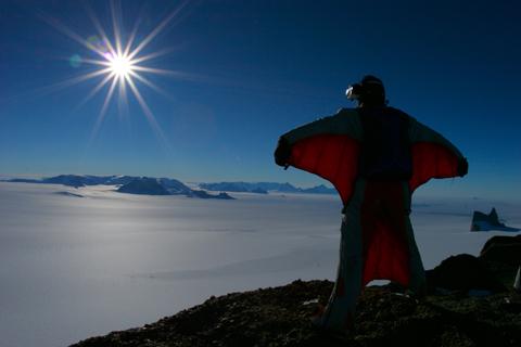 HOLTANNA, l'Aventure Antarctique