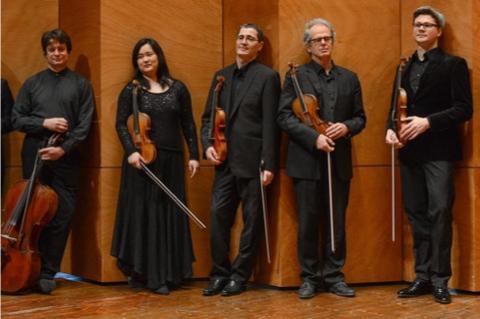Jasser Haj Youssef & les musiciens du Louvre Grenoble