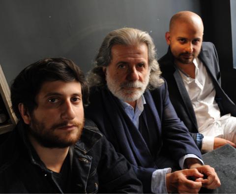 Marcel, Rami & Bachar Khalifé