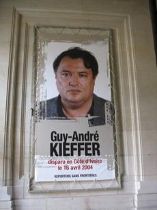 Guy Andre Kieffer: un journaliste qui derange