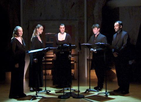Les Madrigaux de Monteverdi, Livre III