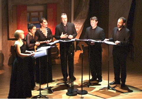 Les Madrigaux de Monteverdi, Livre IV
