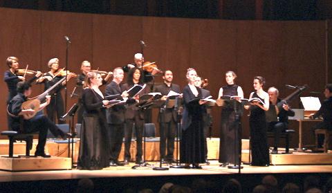Les Madrigaux de Monteverdi, Livre V