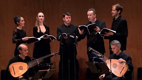 Les Madrigaux de Monteverdi, Livre VI