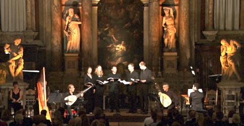 Les Madrigaux de Monteverdi, Livre VI à Venise