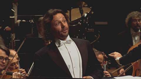 Gustav Malher : des Knaben Wunderhorn (l'Orchestre National d'Ile de France)