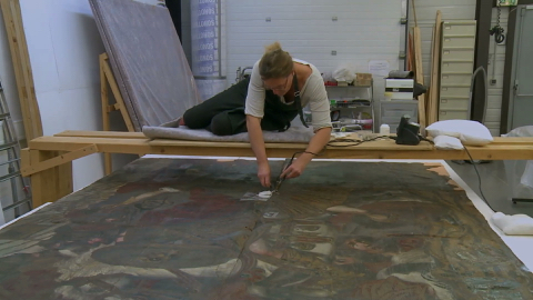 Masters of Art : Renew the material