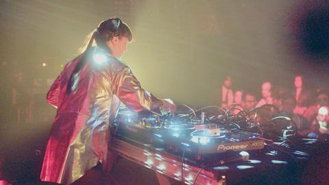 MISS KITTIN – Arte Festival Concert