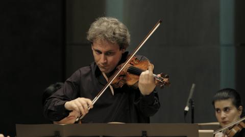 Mozart : concertos pour violon N°1, N°2, N°3, N°4, N°5