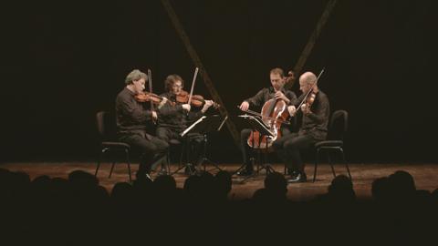 Mozart : quatuor op. 10 n°6
