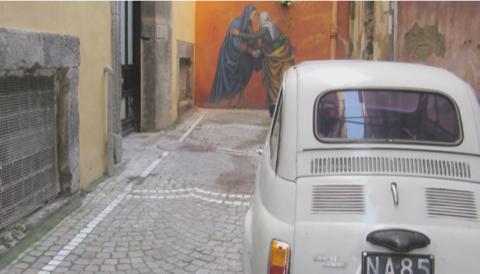 Naples, l'absurde et la grÂce