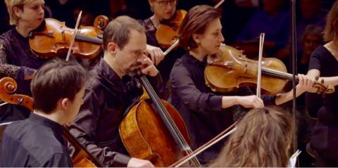 Les Dissonances : L'Oiseau de Feu (Stravinsky)