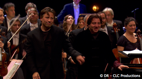 L'Orchestre National de France, Kristjan Järvi & Fazil Say