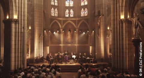 L'Orgue du Sultan – Festival Baroque de Sablé sur Sarthe
