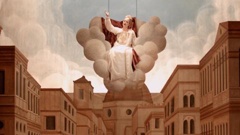 La Pellegrina, une fÊte florentine