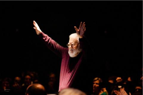 Pierre Henry : Continuo ou vision d'un futur