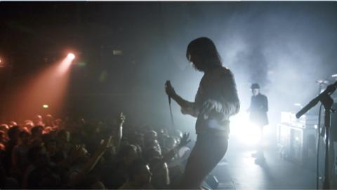 Primal Scream live at the GaitÉ Lyrique
