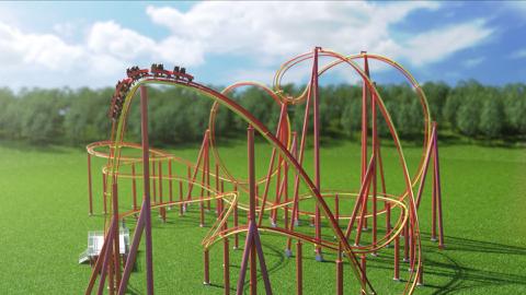 Roller Coaster : une technologie A sensations