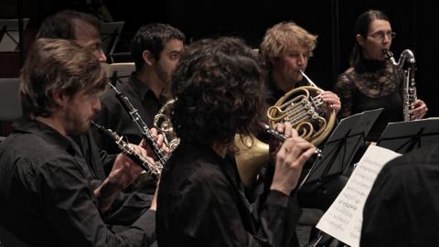 Arnold SchÖnberg : Symphonie de chambre N°1 en mi majeur op. 9