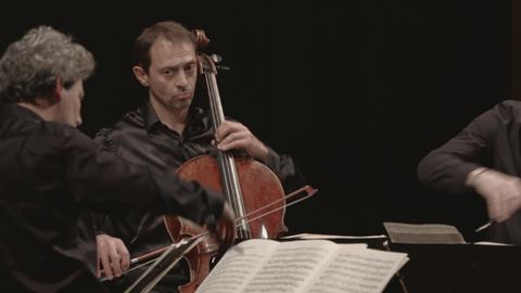Schubert : Quatuor N°14 «la jeune fille et la mort»