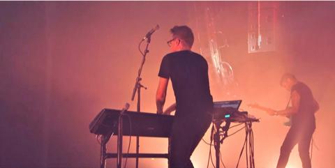 Son Lux au Pitchfork Music Festival