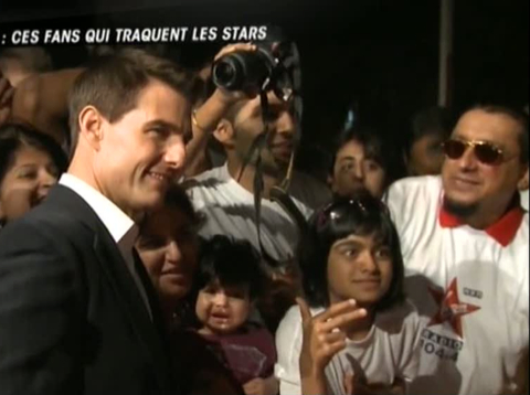 THEMATIQUE « STARS et CELEBRITES »