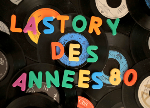 LA STORY DES ANNÉES 80, 90 & 2000
