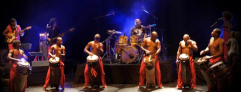 Les Tambours de Brazza : Kikulu