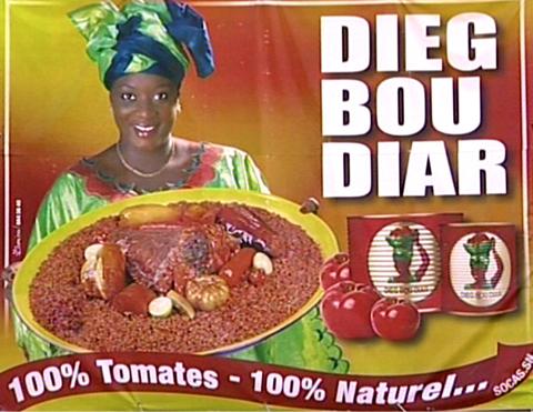 LA TOMATE AU SENEGAL