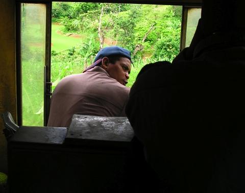 MADAGASCAR AUTREMENT : UN TRAIN TANT ATTENDU