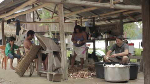 En terre Wayana