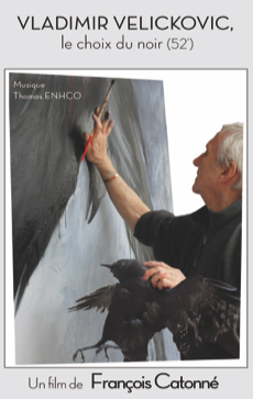 VLADIMIR VELICKOVIC, the large drawing